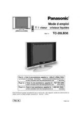 Buy Panasonic TC-14LA2D_FRA_0897 Manual by download Mauritron #301865