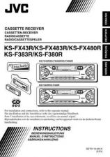 Buy JVC KS-FX43R-2 Service Manual by download Mauritron #282467