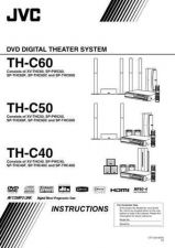 Buy JVC TH-C6-3 Service Manual by download Mauritron #283812