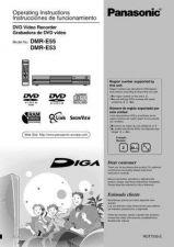 Buy Panasonic DMR-E55. CDC-PAN13 Manual by download Mauritron #298937