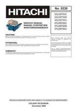 Buy Hitachi 32LD9700N Service Manual by download Mauritron #323109