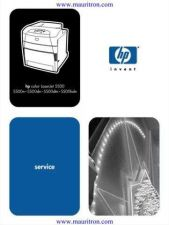 Buy HP 5500 Manual by download Mauritron #322005