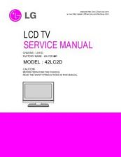 Buy LG 42LC2D-MD_2 Manual by download Mauritron #304332