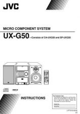 Buy JVC UX-G5-3 Service Manual by download Mauritron #284256