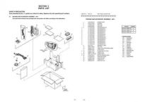 Buy JVC GR-DVL120U part Service Manual by download Mauritron #280669