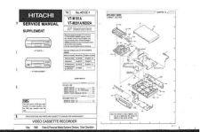 Buy Hitachi VTMX102E Service Manual by download Mauritron #285898