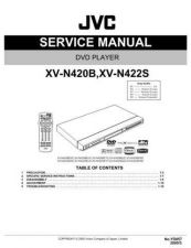 Buy JVC XV-N420B by download Mauritron #273781