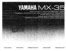 Buy Yamaha MX-5 Operating Guide by download Mauritron #315341