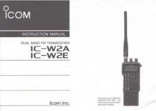 Buy Icom ICW32A Amateur Radio Operating Guide by download Mauritron #317481