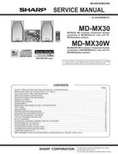 Buy Sharp 38_MDMT877W Manual by download Mauritron #297915