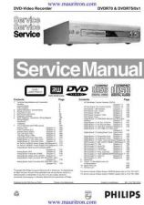 Buy Philips DVDR70 DVDR75 0x1 Manual by download Mauritron #328782