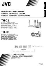 Buy JVC TH-C6-14 Service Manual by download Mauritron #276836