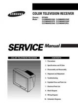 Buy Samsung CL25M6 Service Manual by download Mauritron #332790