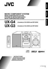 Buy JVC UX-G3-6 Service Manual by download Mauritron #277112