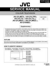 Buy JVC AV-21FT5SU by download Mauritron #279609
