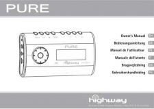 Buy Pure Highway User Guide by download Mauritron #320261