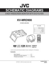 Buy JVC KV-MRD900J_sch Service Manual by download Mauritron #275378