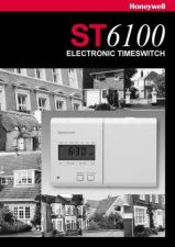 Buy Honeywell ST6100 Timer User Instructions by download Mauritron #306639