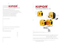Buy Kipor IG1000 Operating Guide by download Mauritron #332071