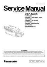 Buy Panasonic FLB851G Manual by download Mauritron #299305