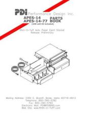Buy Office Equipment APES-14-77 PARTS(1) by download #335378