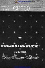 Buy Marantz CP230 Manual 2 by download Mauritron #325427