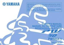Buy Yamaha 5PG-28199-8A(1) Manual by download Mauritron #330226