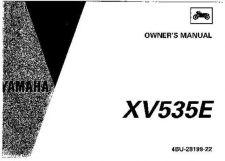 Buy Yamaha 4BU-28199-22 Motorcycle Manual by download #334218