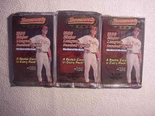 Buy 3 new 1999 BOWMANS BEST baseball HOBBY PACKs - three new sealed