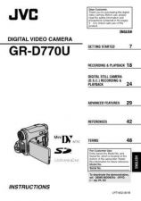 Buy JVC LYT1652-001B-EN Operating Guide by download Mauritron #297497