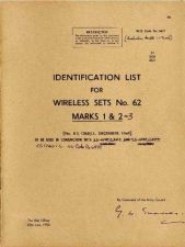 Buy Military WS62 Illustrated Parts List by download #335228
