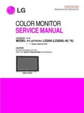 Buy LG 3828TSL096A(L2320AL(AV)) Manual by download Mauritron #304189