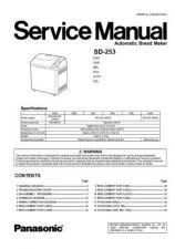 Buy Panasonic SE_CH540_E Manual by download Mauritron #301692