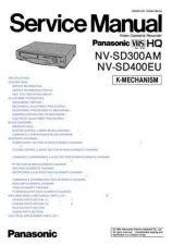Buy Panasonic Panasonic-NV-SD3EE Manual by download Mauritron #300863