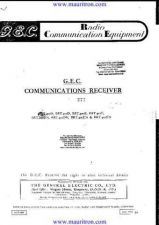 Buy GEC BT402ES Combined by download Mauritron #325388