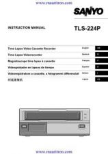 Buy Sanyo TLS-224P Operating by download Mauritron #322203