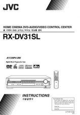 Buy JVC RX-DV31SL-3 Service Manual by download Mauritron #283278