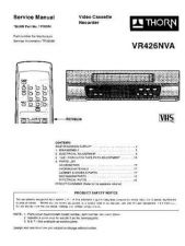 Buy SANYO. VR426NVA. Video. Service Manual. by download Mauritron #329910