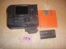 """Buy Sony MVC FD75 floppy disk 3.5"""" Digital Mavica Camera w/EXTRAS"""