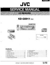 Buy JVC KD-GS828 Service Manual by download Mauritron #282020
