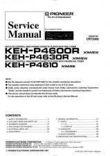 Buy Pioneer KEHP4630R Manual by download Mauritron #312175