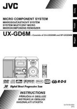Buy JVC UX-GD6M-2 Service Manual by download Mauritron #277157