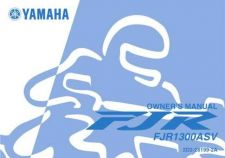 Buy Yamaha 2D2-28199-2A Motorcycle Manual by download #333977