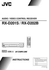 Buy JVC RX-D201S - RX-D202B Service Manual by download Mauritron #283231