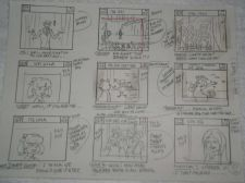Buy Collectable Cartoon 'BRADY KIDS' story board