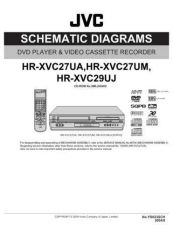 Buy JVC HR-XVC27UA by download Mauritron #281478
