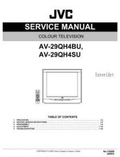 Buy JVC AV-27F802 Service Manual by download Mauritron #332043