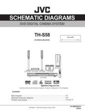 Buy JVC TH-S58-3 Service Manual by download Mauritron #277021