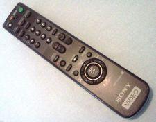 Buy SONY RMT V266A REMOTE CONTROL - VCR VHS video SLV 699HF 669HF P30HF AX10 N50 TV