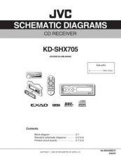 Buy JVC KD-SHX701-KD-SHX701T-1 Service Manual by download Mauritron #282271